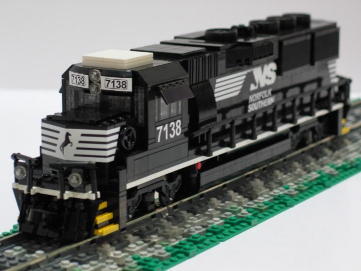 lego system trains 30693